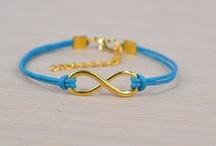 DIY bracelet / if you like it,pls repin / by rare y
