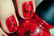 Cute nail art / by Roshan Heredia