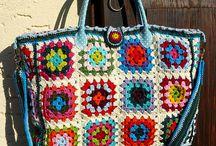 Crochet Sac / by Laetitia Colori