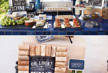 Wine party ideas / by Lisa Horvatich