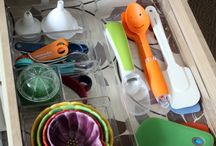 Cleaning & Organizing Ideas / by Carolyn Glenister