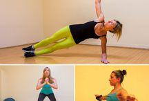 Workout. / by Gina Naccarato