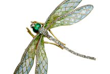 Dragonfly Jewelry / by Obsession With Butterflies