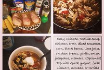 Prepped Meals / Recipes and ideas for cooking ahead of time.  / by Adrienne Royer