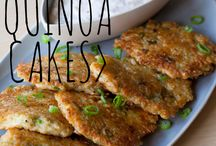 Recipes: Quinoa Love / Quinoa recipes, we love quinoa, so simple and so healthy   / by Emily Ben