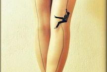 Tattoos  / by Nancy Amorim