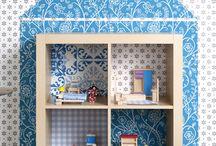 Nursery Love / Shared rooms / by Vanessa Benavente