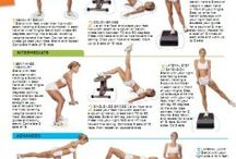 diet and exercise  / by Lisa Douglas Smith