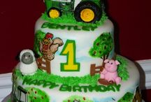 Cakes / by Andrea Spencer
