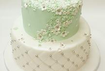 CAKES - BRIDAL SHOWER / by Lisa Jones Czarnik