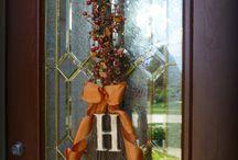 Holiday decorations / by Tammy Ballard