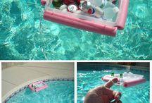 Pool Ideas / by Sue McDonald