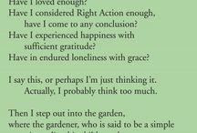 Poetry / by Kathy Wilke Oaks