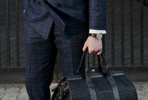 Men's Bags / by Stanley Hunter
