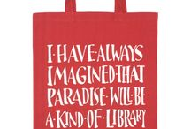 Bookish Things / by Melanie Jasinski