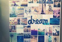 dream board/vision board / by Colette Banks
