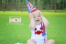 Niko's 1st Bday ideas / by Theresa Thompson