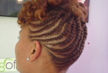 HAIR AND NAILS  / by Monque Highly Favored