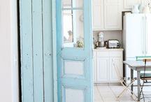 My kitchen / by Helen Curtis
