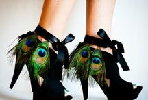 Shoe fetish. / by Carolyn Garvie
