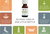 Aromatherapy/Essential oils / by Tiffany Martinson