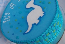 Dinosaur Baby Shower / Aimee I made this private so it doesnt spoil the surprises :) / by Mickey Thompson
