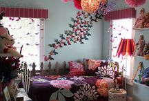 Bedroom for girls / by Joanna Alvarado- Humes