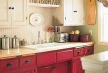kitchen/dining room ideas / by Janice Wnek