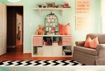 { cottage // nursery } / by Emily Arkle