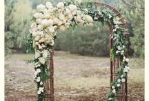 weddings // floral arches / by Arvee Marie Arroyo