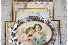 Vintage cards/Shabby chic / by Eulanda Silvey