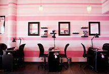 Salon / by Lina Tran