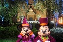 Disney theme parks / by jules caspersen