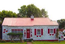 Valentine Houses / by Nat Ellena