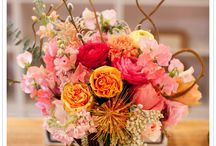 Reception Table Design Ideas / by Sarah Provow - Bloomin' Bouquets