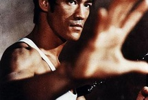♥ Bruce Lee ♥  / Enter the Dragon / by Bradley Walker