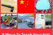 China Unit Study / by Mandi Lowery Melton