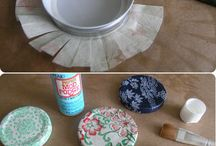 fabric crafts / by DEE DEE
