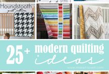 Quilt Inspiration / Patterns and pictures of quilt ideas / by Christine Kern