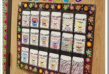 Classroom Ideas!! / by Elizabeth Barragan