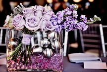 centerpiece ideas <3 / by Nicole Stone
