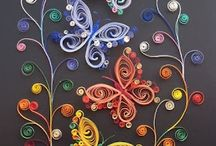 Quilling, husking / by Denise Latham