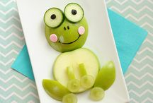 Playing with food  / by Vanessa Welch