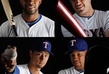 Sports - Texas Rangers / by Aunt Sally Puckett
