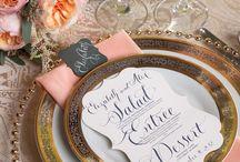 Cait's wedding board / by Laura Gibbs