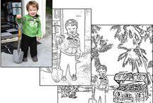 KIDS CAN CRAFT! / Kid crafts / by Brittany Burton Wilkinson