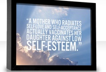 Great Daughter and Mom Quotes / by DRIACover