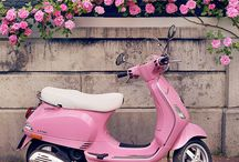 : Because Pink ; / by Suheiry Feliciano