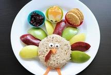 Fun kid food! / by Jackie Hodges