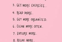 Goals / by PinterestEK